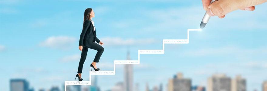 Promouvoir et accompagner la carrière des femmes