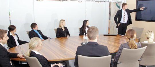 Organiser un séminaire d'entreprise